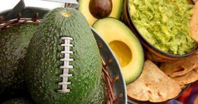 El aguacate mexicano es el verdadero ganador del Super Bowl 2018.