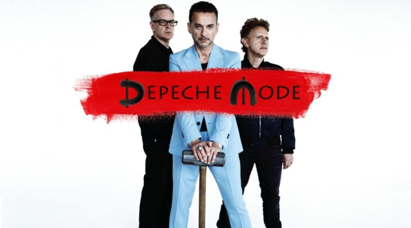 Depeche Mode regresa a México con su Global Spirit Tour al Foro Sol.