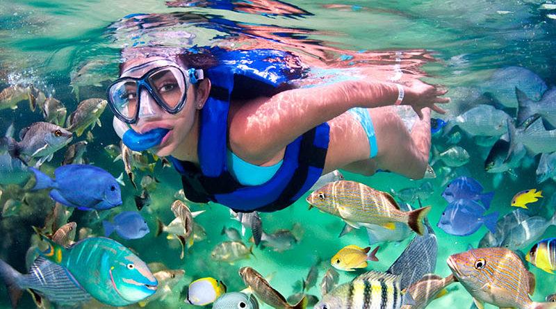 Si piensas en vacaciones, ¡elige Cancún! Donde encontrarás los mejores parques temáticos para toda la familia.