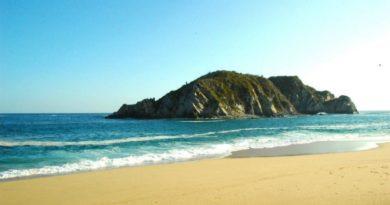 Huatulco es un paraíso imperdible del estado de Oaxaca.