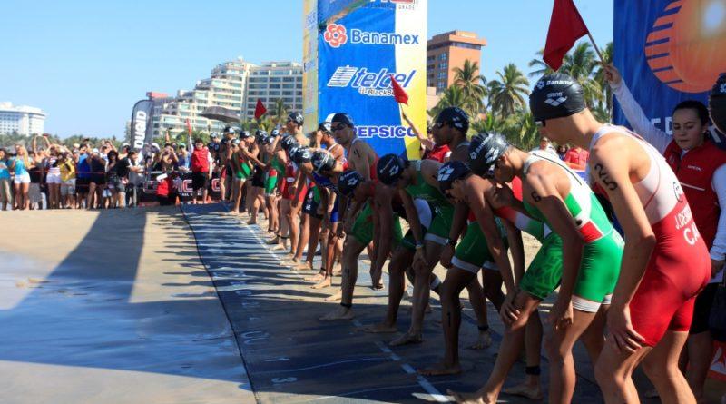 Ixtapa Zihuatanejo será escenario del 34 Triatlón Internacional.