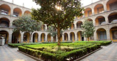 El Antiguo Colegio de San Ildefonso albergará exposición del Vaticano.