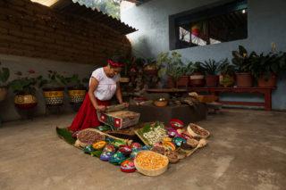 Bebidas Regionales de México: El Tejate