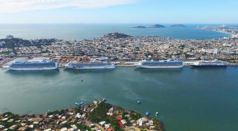 Mazatlán, el mejor destino de México en The World Travel Awards.