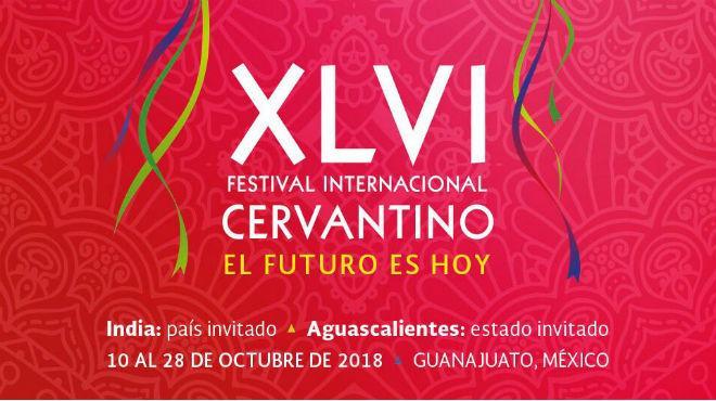 No te pierdas el Festival Internacional Cervantino del 10 al 28 de octubre en Guanajuato.