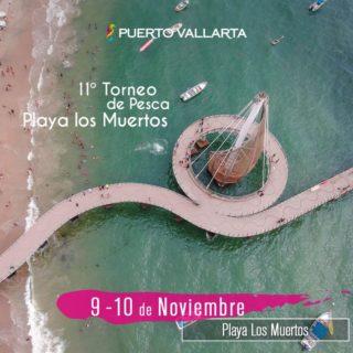 Torneos de pesca en Puerto Vallarta, Jalisco, ¡para vivirlos en grande!