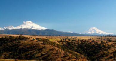 México tiene paisajes extraordinarios, ¡y muchos los puedes apreciar viajando por sus carreteras!