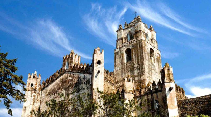 ¡Conoce la Ruta de los Conventos en Morelos! Un paseo que te encantará.