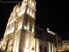 The Campeche Cathedral
