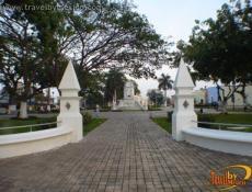 Parque del IV Centenario San Martín