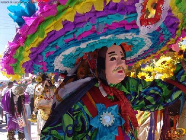 Carnaval Zoque Coiteco (cerca de Tuxtla)