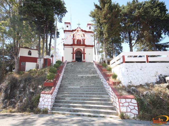 Iglesia San Cristobalito El Cerrito San Cristobal De Las Casas