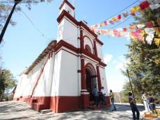 Iglesia San Cristobalito - El Cerrito