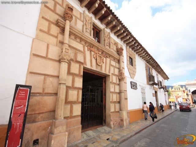 Casa de la sirena san cristobal de las casas for Creador de casas