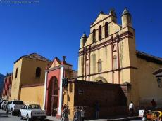 San Nicolas Church