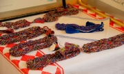 Necklaces made by hand crafts