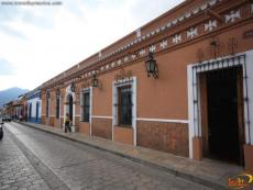 The Streets of downtown San Cristobal