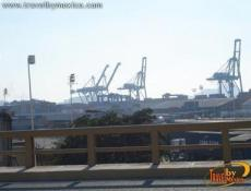 The Port of Manzanillo- The Custom-House