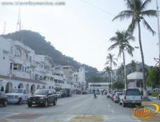 Downtown Manzanillo