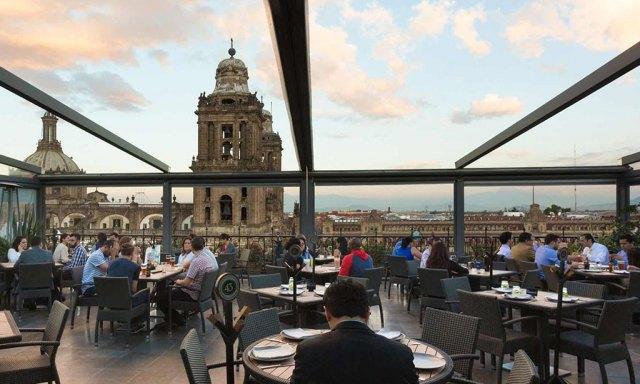 El Balcón Del Zócalo Mexicana Contemporánea Ciudad De México