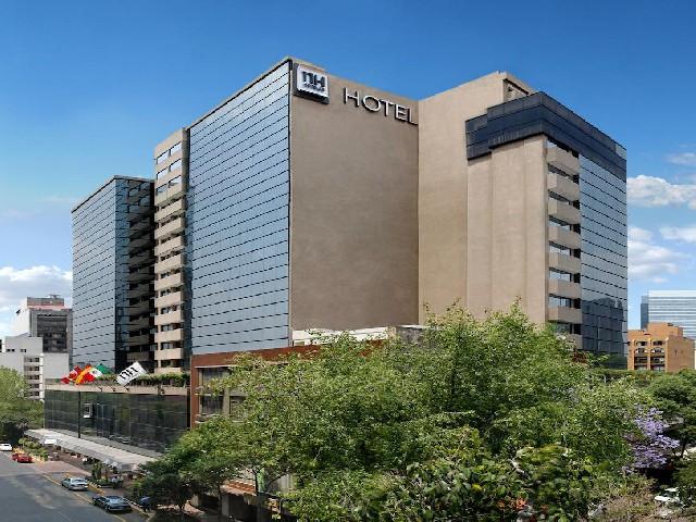 Hotel nh mexico city reforma ciudad de m xico - Hotel nh reforma ...