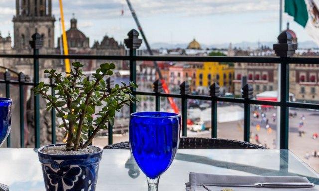 La Terraza Gran Hotel Ciudad De Mexico Mexican Ciudad De