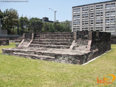 Tlatelolco Archaeological Zone