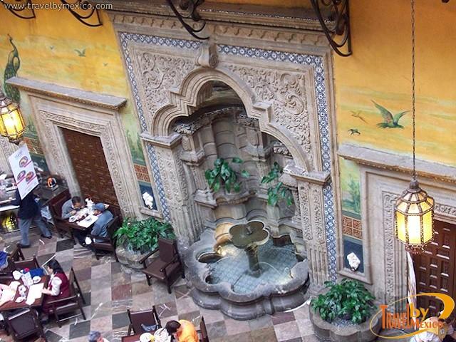 La casa de los azulejos ciudad de m xico travel by m xico for Azulejos mexico