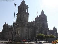 Cathédrale Métropolitaine de Mexico