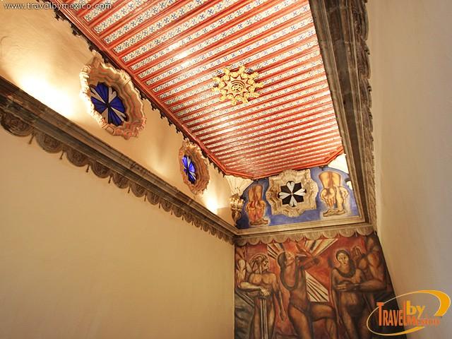La casa de los azulejos ciudad de m xico travel by m xico for Sanborns restaurant mexico