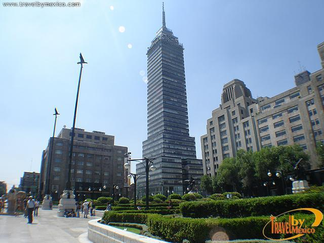 Torre latino ciudad de m xico travel by m xico for Piso 9 torre latino