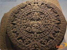 Calendario Azteca-Piedra del Sol,