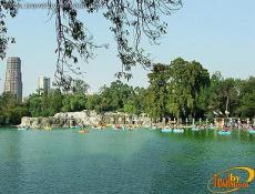 The Lakes of Chapultepec