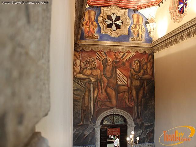 La casa de los azulejos ciudad de m xico for Sanborns de azulejos