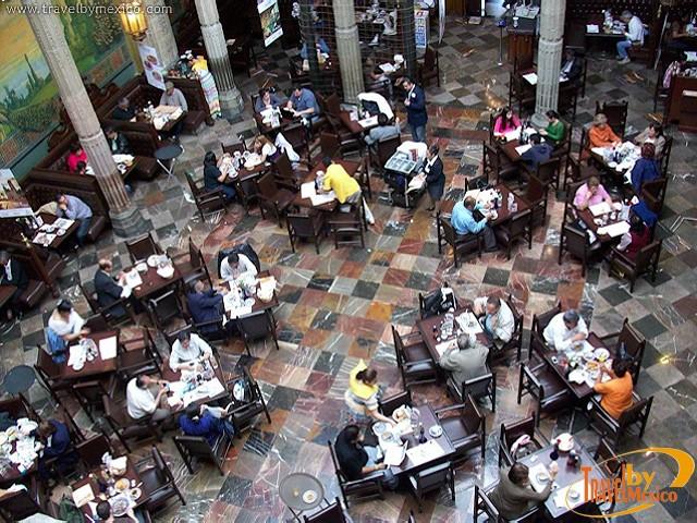 La casa de los azulejos ciudad de m xico for Restaurante azulejos
