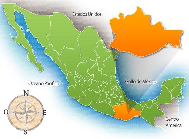 Oaxaca estados de m 233 xico