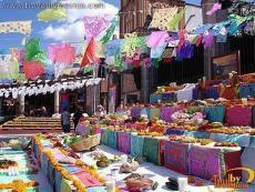 Día de Muertos en San Miguel