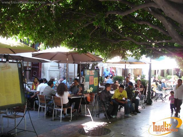 Union garden and plaza guanajuato for 7 jardines guanajuato