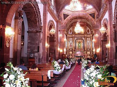 Parroquia San Miguel Arc Ngel Interior San Miguel De