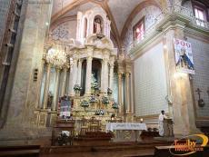 Parroquia de Nuestra Señora de Los Dolores (Int.)