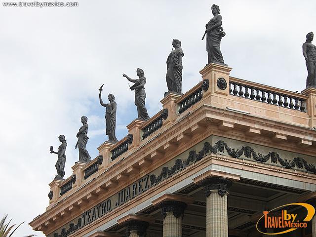Teatro Ju 225 Rez Guanajuato