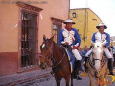 San Miguel de Allende de día