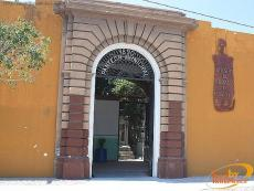 Pantheon Museum of the Mummies of Celaya
