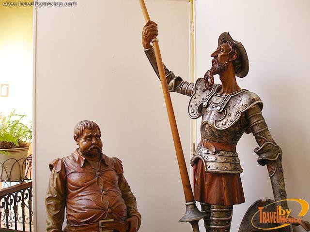The Quijote Iconographic Museum, Guanajuato