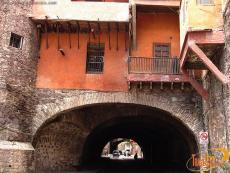 Calles Subterráneas de Guanajuato
