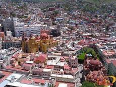 Vistas Panoramicas de Guanajuato