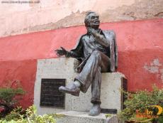 Escultura Enrique Ruelas Espinosa