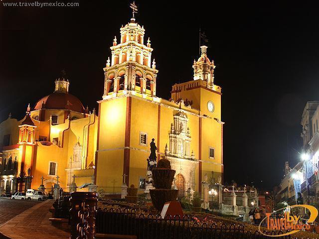 The Plaza of Peace, Guanajuato