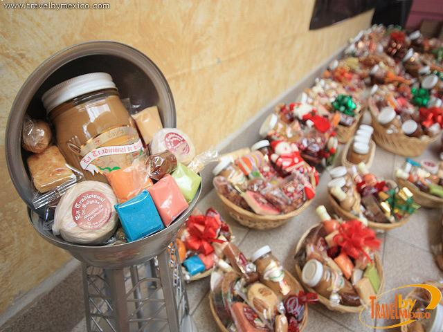 La Cajeta de Celaya, dulce típico, Celaya   Travel By México