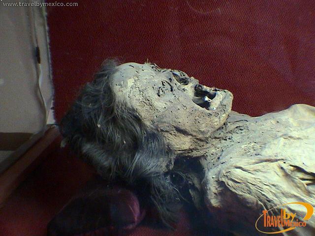 Embalmed Body Exhumed
